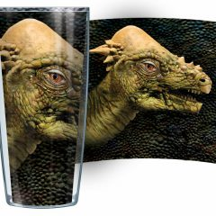 Pachycephalosaurus Dinosaur Tumbler Made In The USA with Life Time Guarantee