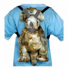 Triceratops Backpack for Kids. Ages 3 and up!