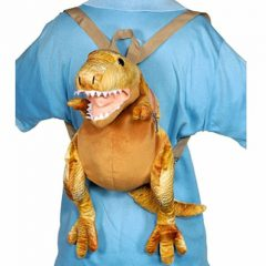 Tyrannosaurus Rex Backpack for Kids. Ages 3 and up!