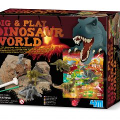 Dig & Play Dinosaur World