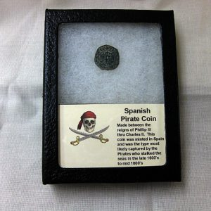 Genuine Spanish Pirate Era Coin