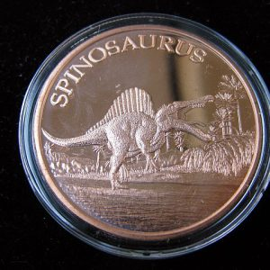 One Ounce Pure .999 Copper Coin